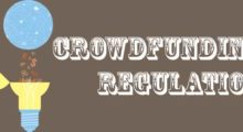 Crowdfunding regulation